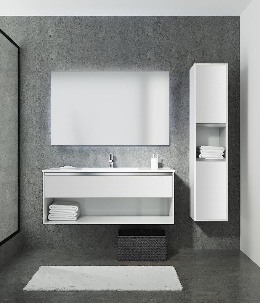 Контур 120 Мебель для ванных комнат Sanvit Санвит