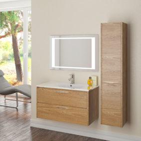 Мэри-2 Мери-2 Мебель для ванной комнаты SanVit СанВит