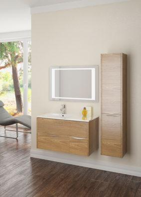 Пенал Мэри Мери Мебель для ванной комнаты SanVit СанВит