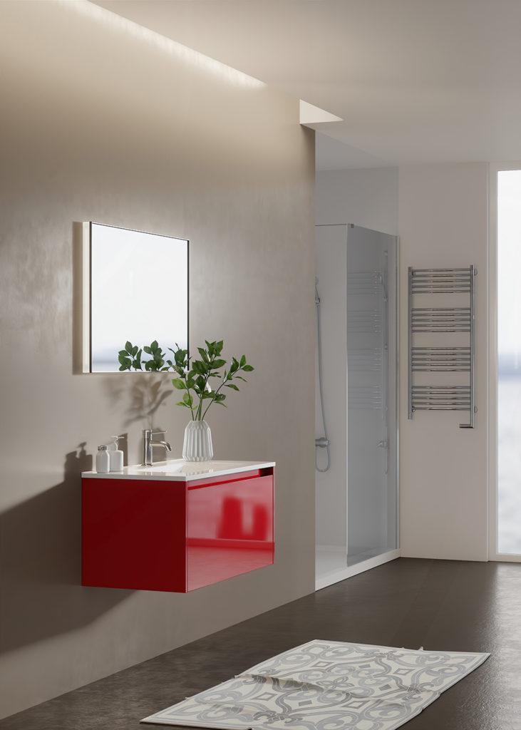 Флай Мебель для ванной комнаты SanVit СанВит