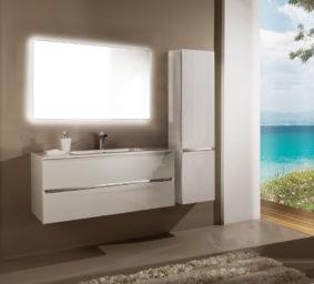 Мебель для ванных комнат SanVit модель Кубэ-2