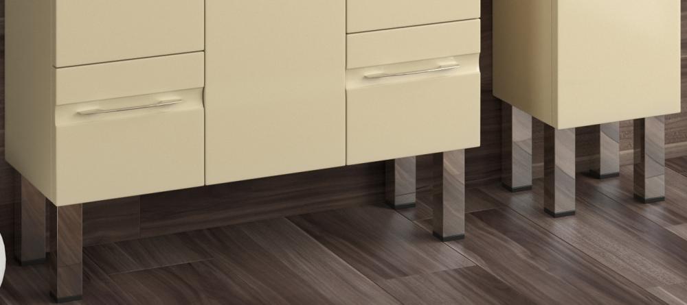 Мебель для ванных комнат Прима 80 ножка квадратная