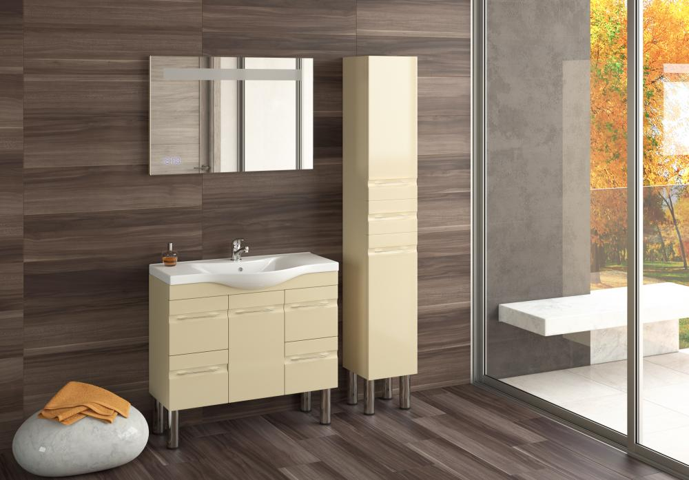 Мебель для ванных комнат Прима 80