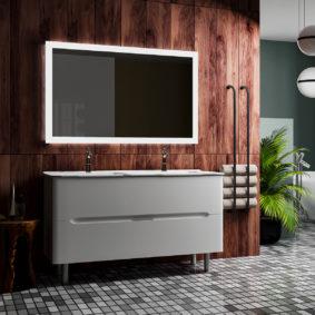 Форма 120 напольная Мебель для ванных комнат СанВит