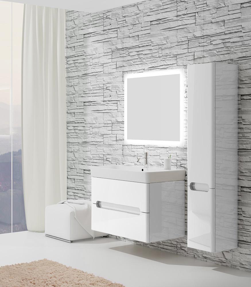 Форма 90 Мебель для ванных комнат СанВит