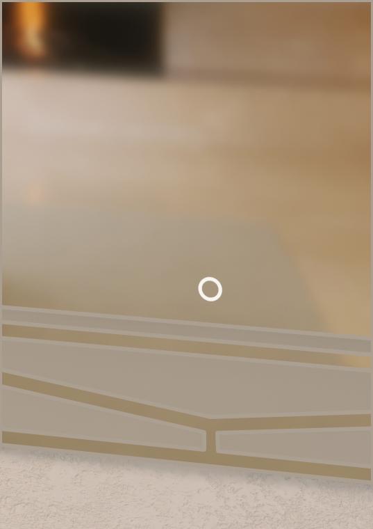 Зеркало Геометрия Выключатель светом Мебель для ванных комнат Sanvit Санвит