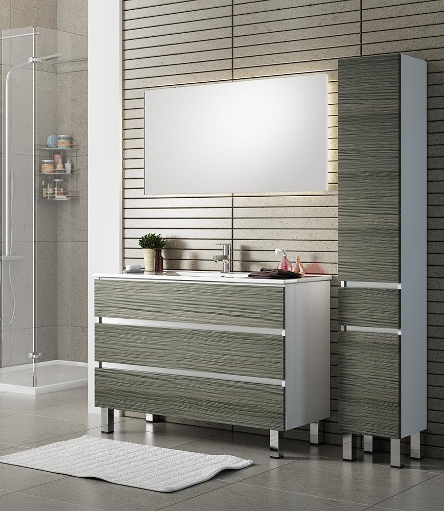Кубэ-3 Мебель для ванных комнат СанВит