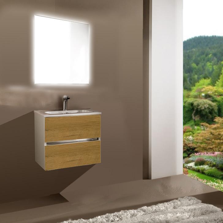 Мебель для ванной комнаты Кубэ 2 60 SanVit СанВит
