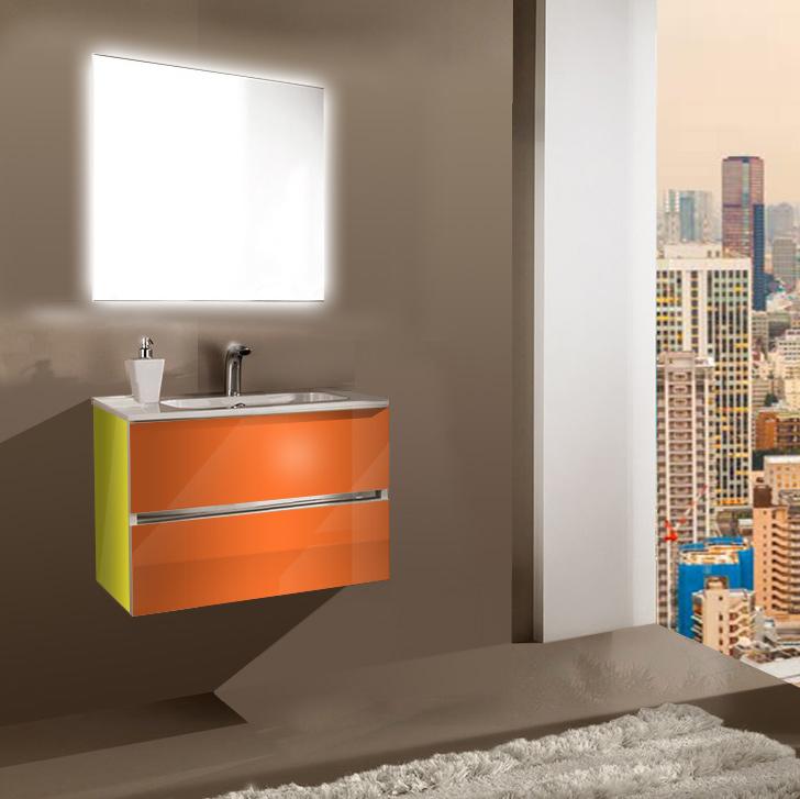 Мебель для ванной комнаты Кубэ 2 75 SanVit СанВит