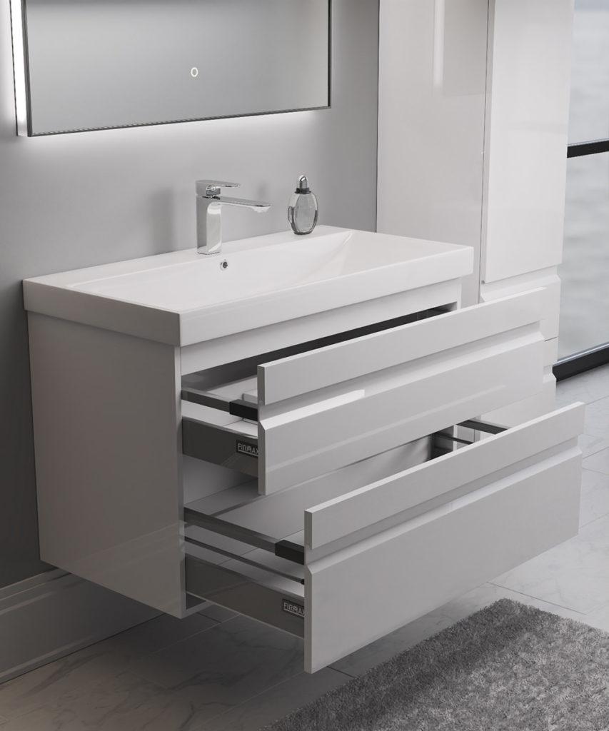 Летиция Мебель для ванной комнаты SanVit СанВит