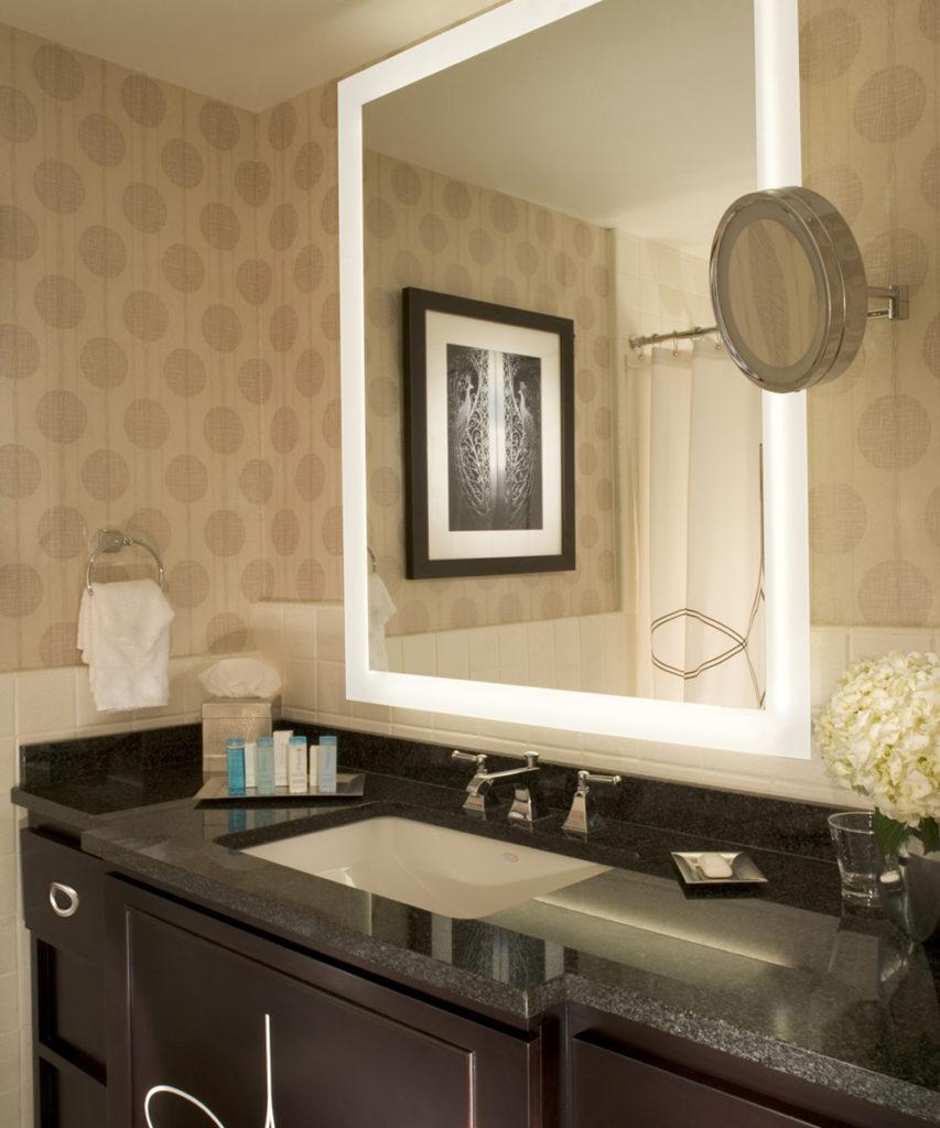 Зеркало Матрикс Мебель для ванной комнаты SanVit СанВит