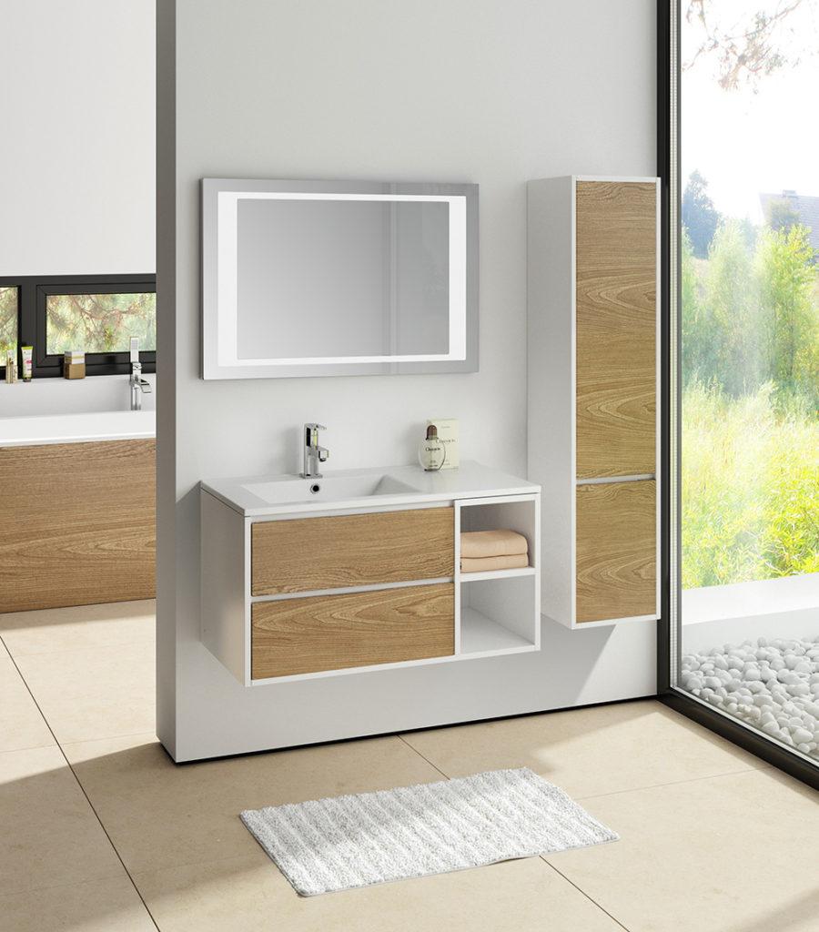 Мэри-4 Мебель для ванных комнат СанВит