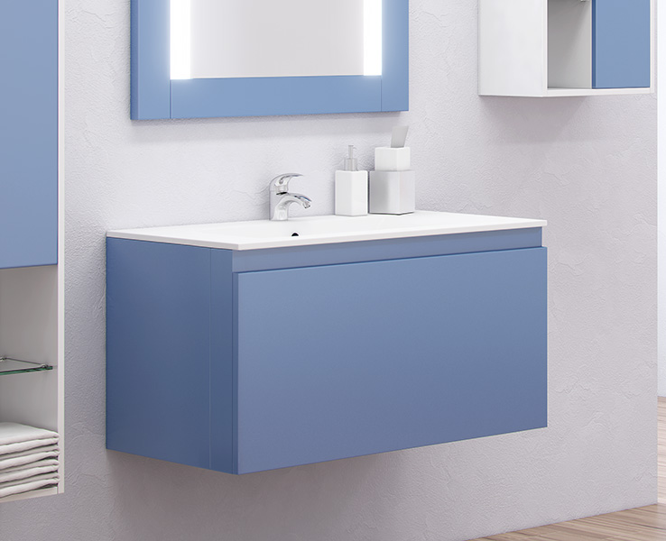 Флай Мебель для ванных комнат СанВит