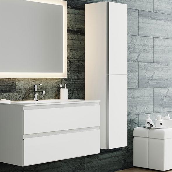 Авеню пенал подвесной Мебель для ванной комнаты SanVit СанВит