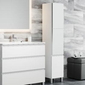 Авеню 3 пенал напольныйМебель для ванной комнаты SanVit СанВит