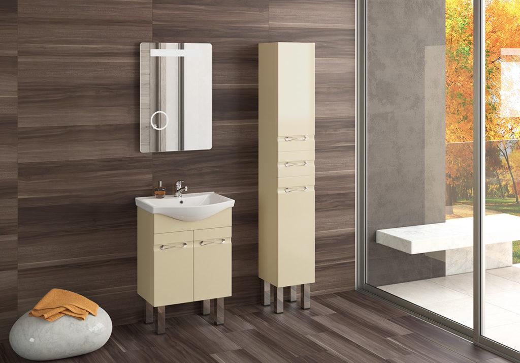 Мебель для ванных комнат Прима 55