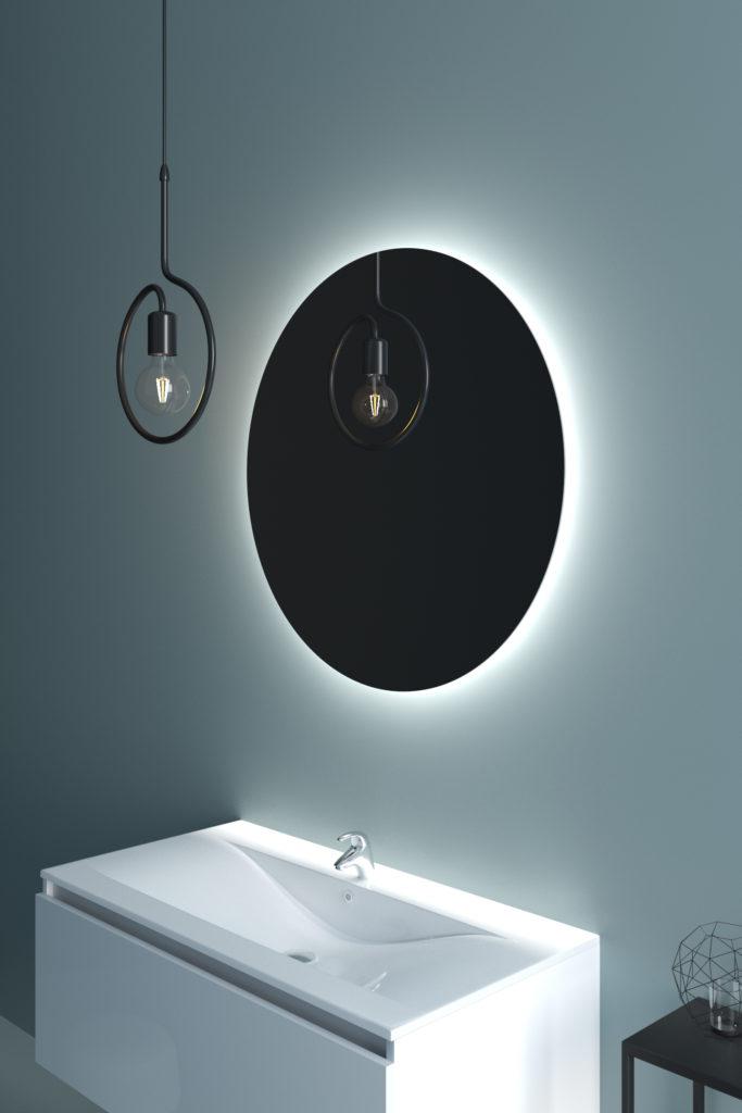 Зеркало СИРИУС Мебель для ванных комнат Sanvit Санвит