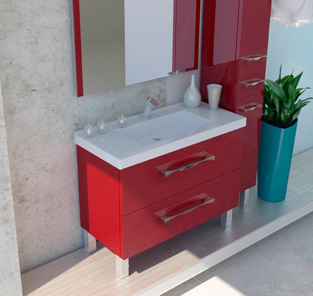 Тумба Сольвейг. Мебель для ванных комнат СанВит
