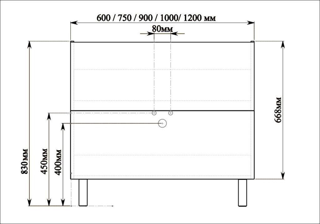 Сольвейг схема подключения Мебель для ванной комнаты СанВит SanVit
