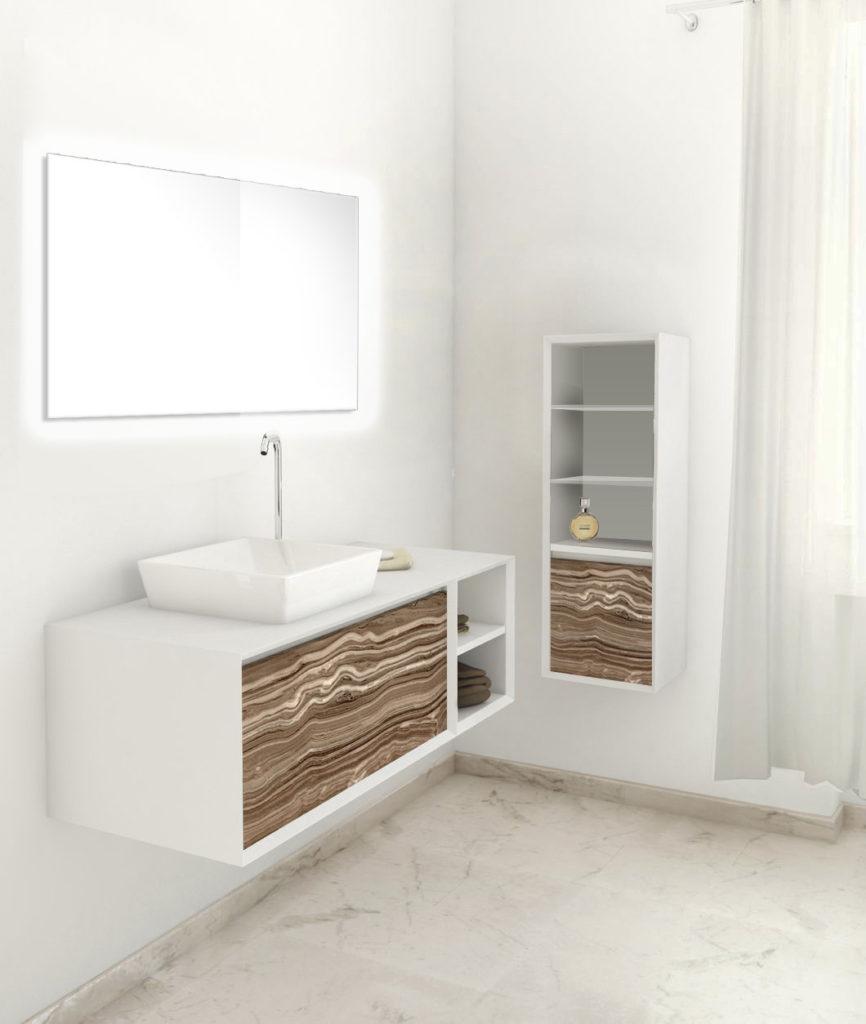 Стаил Мебель для ванных комнат СанВит