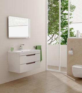 Степ 90 Мебель для ванных комнат СанВит