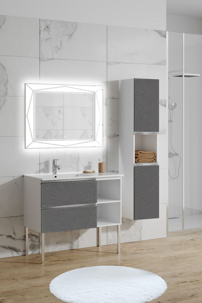 Стрит 4 Мебель для ванных комнат Sanvit Санвит