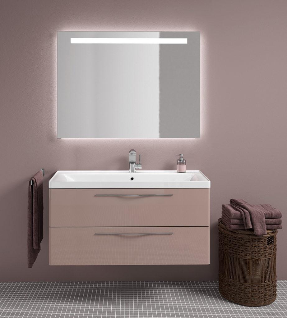 Тандем 100 Мебель для ванных комнат СанВит
