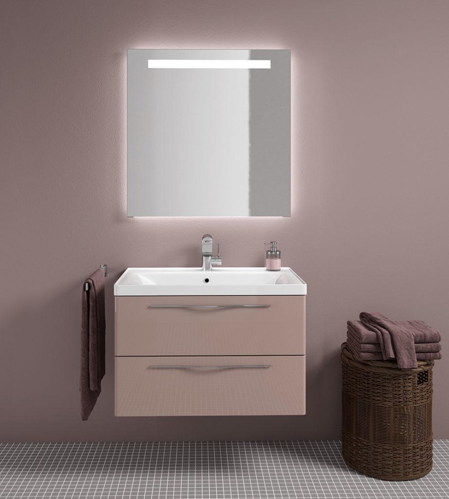 Тандем 80 Мебель для ванных комнат СанВит