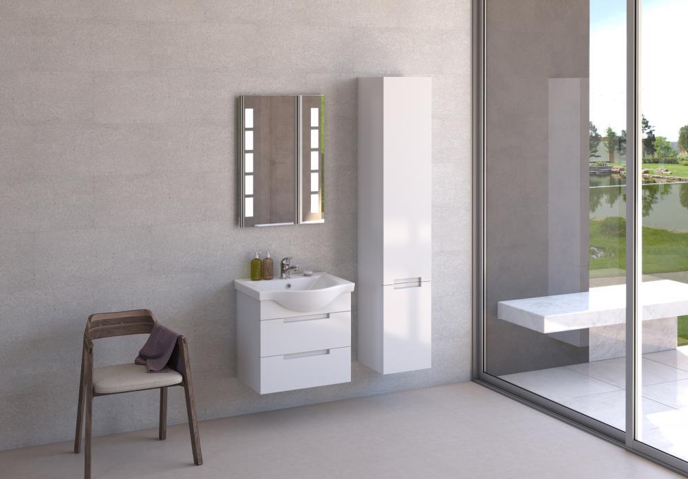 Мебель для ванных комнат Палома 55